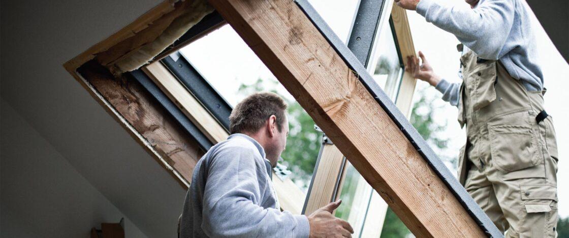 Технические условия монтажа деревянных оконных блоков