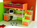 Какой мебелью оборудовать комнату малыша, школьника и подростка?
