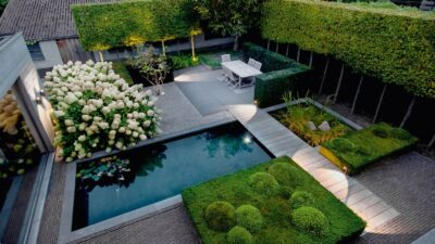 Маленькие сады бросают вызов