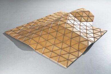 Гибкое дерево WoodSkin — новейший материал