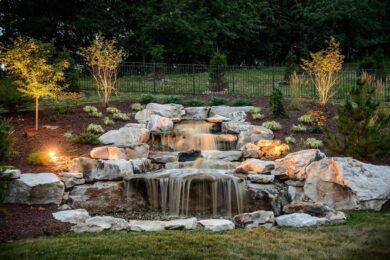 Фантастика фонтанов на вашем участке
