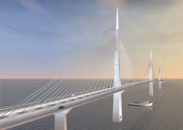 Бахрейн и Катар начали строительство самого длинного морского путепровода