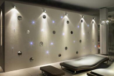 Преимущество точечного освещения в помещении